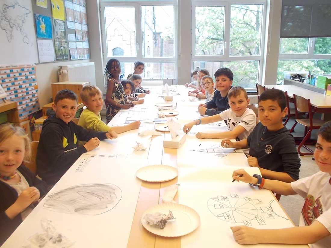 Kind- en kunstdag — De Ark