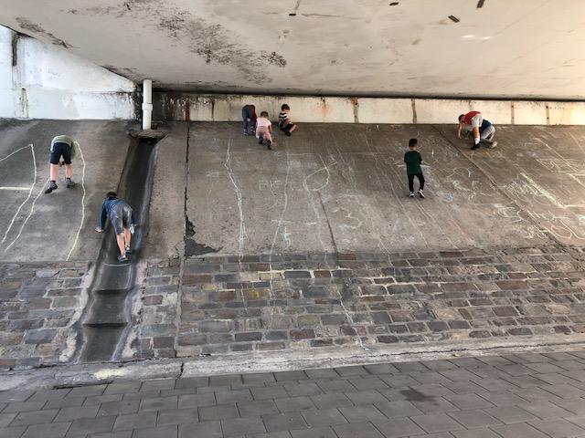 Strapdag 2019: onder de brug
