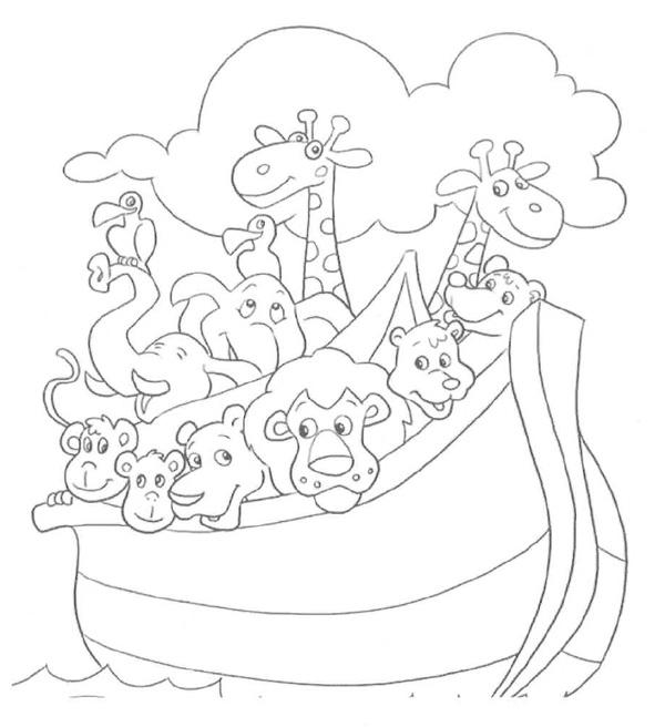 Corona tekeningen-actie De Ark